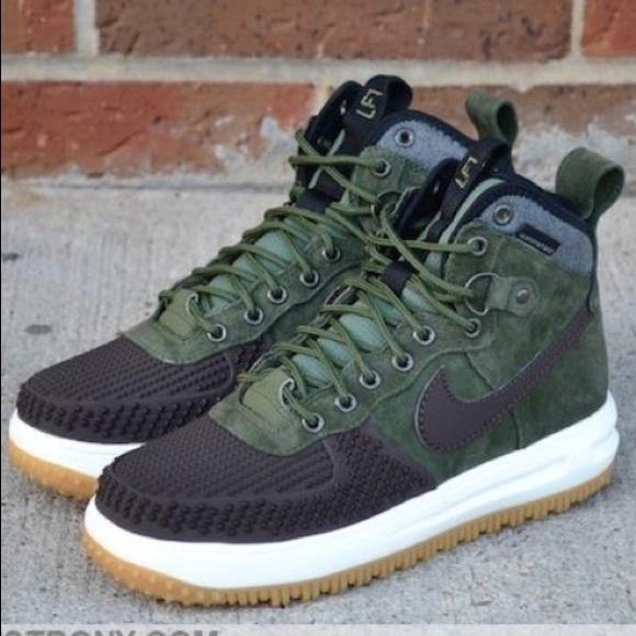 afa5f4dfc4d6 Nike Lunar Force 1 Duckboot Shoes. M 5bc2c4c16197450faefadc11